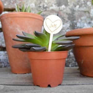pique-plante personnalisé